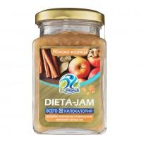 DIETA-JAM яблоко-корица (230г)