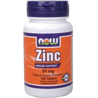 Zinc Gluconate 50 mg (100таб)
