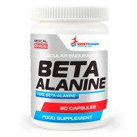 Beta Alanine 500 мг (90капс)