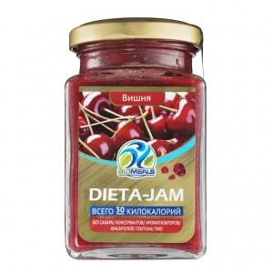 DIETA-JAM вишневый(230г)