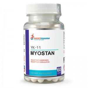 Myostan YK11 (60капс)