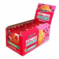 Овсяное fitness печенье Ягодный микс (40г)