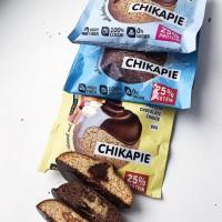 Протеиновое печенье Chikapie с начинкой (9штх60г)
